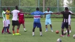 For Some African Soccer Players, Russia is a Field of Broken Dreams