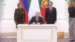 Санкции против России: год спустя