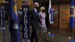 Demokratët mbyllin kuvendin, Biden kritikon presidentin për trajtimin e pandemisë