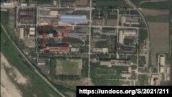 유엔 안보리 대북제재위 전문가 패널이 보고서를 통해 영변 핵시설 우라늄 농축 공장에서 수증기 기둥이 관측됐다고 밝혔다.