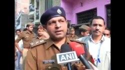 印度一服裝廠大火釀13人死亡