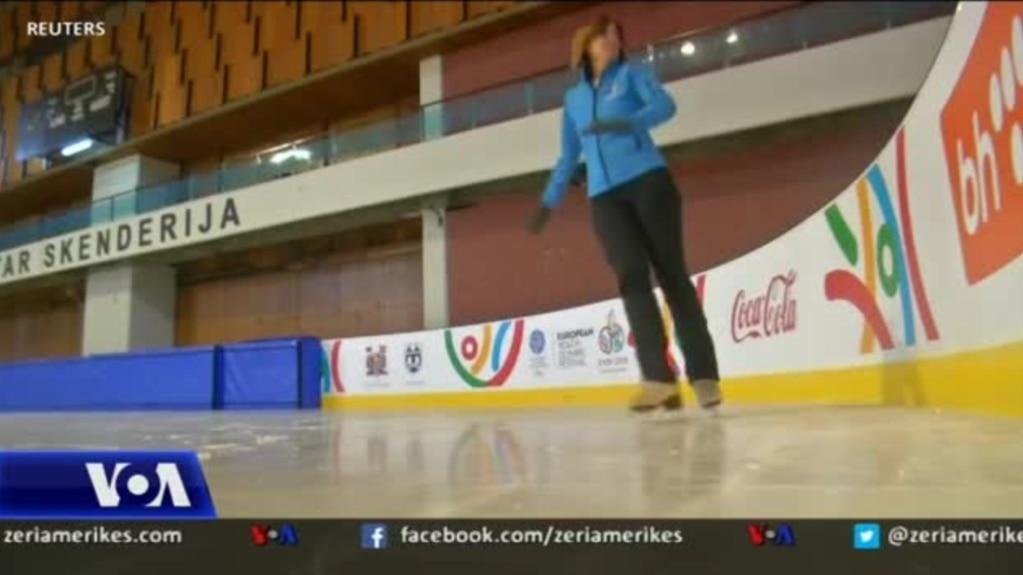 Billedresultat for Rikthehet në Sarajevë fryma e bashkimit të Lojërave Olimpike