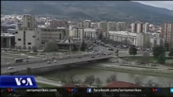 Kriza politike në Maqedoni