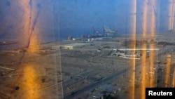 Imagem de arquivo do porto de Gwadar, Paquistão