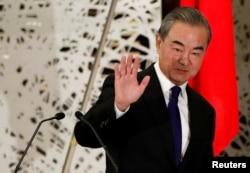 Menlu China Wang Yi