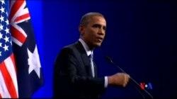 2014-11-16 美國之音視頻新聞: 奧巴馬說對俄制裁效果甚佳