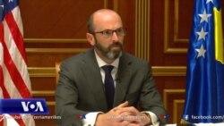Zyrtarët amerikanë për zbatimin e marrëveshjes së 4 shtatorit ndërmjet Kosovës dhe Serbisë