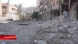 LHQ cảnh báo hàng triệu cư dân Aleppo không có điện, nước