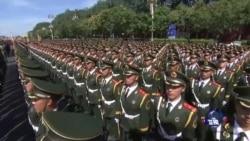 中国大阅兵 宣布裁军30万人
