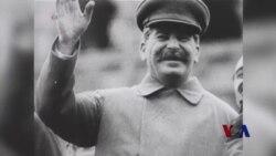 俄罗斯共产党人纪念斯大林