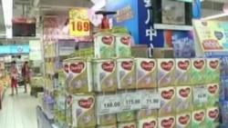 新西兰污染奶粉影响继续蔓延