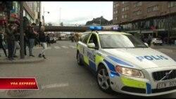 Tai nạn hay khủng bố ở Thuỵ Điển?