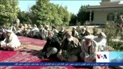 افغانستان دهها زن و کودک جنگجویان پاکستانی داعش را به سران قبایل تحویل داد