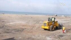 VOA英语视频: 中国在加纳的港口项目让当地人担心生计问题