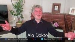 Alo, Doktor: Artistët Arif Vladi e Mark Gjoka nderojnë mjekët