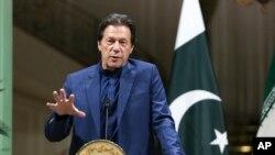 ပါကစၥတန္၀န္ႀကီးခ်ဳပ္ Imran Khan