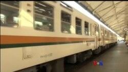 ရန္ကုန္ၿမိဳ႕တြင္း ရထားခရီးစဥ္