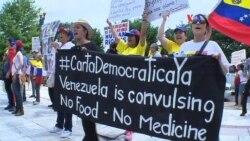 Almagro presenta informe sobre Venezuela