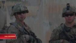 Mỹ hỗ trợ lực lượng Iraq, người Kurd giành lại Mosul từ IS