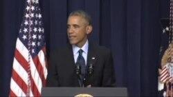 اوباما: مبارزه با ابولا را اولویت دولت در تأمین امنیت ملی می داند