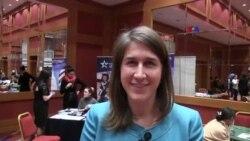 Emi Peterson: ABŞ-da təhsil alan azərbaycanlıların sayı ilbəil artır