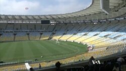 Despite Protests, World Cup Excitement Building in Brazil