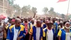 Bayi UNC batombolaki na Bukavu mpo na kosenga bobimisami ya Kamerhe
