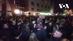 VIDEO Četrvrti građanski protest u Beogradu