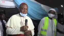 Les chefs religieux nigérians prêchent la paix et l'amour entre musulmans et chrétiens