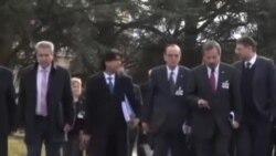 第一輪敘利亞和談在日內瓦結束
