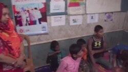 Mental Health Issues Impact Rohingya Refugee Children