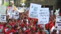 芝加哥教师继续罢工