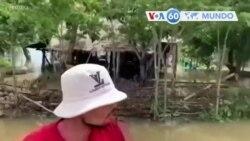 Manchetes mundo 21 outubro: Inundações matam no 34 no Vietname e 111 pessoas no Cambodja