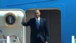 奥巴马星期三抵以色列访问