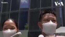 香港法官裁決一對夫婦暴動罪不成立