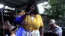 Gospel Scion Diunna Greenleaf Belts Out the Blues