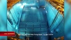 Biển Đông: Nhà máy điện hạt nhân biển của TQ có thể phục vụ 'quân sự'