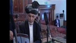 阿富汗新總統就職實現民主過渡