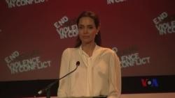 伦敦峰会决定对战时性暴力进行调查