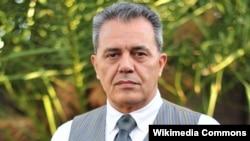 Jamshid Sharmahd, penyiar berdarah Iran-Inggris, yang bekerja di Los Angeles. (Foto: Wikimedia Commons)