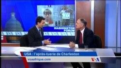 Washington Forum du 25 juin 2015 : la tuerie de Charleston et le racisme aux Etats-Unis