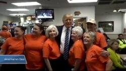 Trump Son Kamuoyu Yoklamalarında da Önde