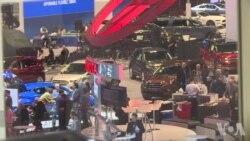 芝加哥车展销量创纪录 SUV成焦点