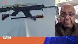"""""""Les ventes d'armes ont augmenté de manière exponentielle en 2020"""", selon René Lake"""