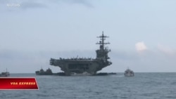 VN lên tiếng vụ 3 thủy thủ Mỹ nhiễm corona sau chuyến thăm Đà Nẵng