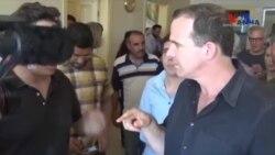 McGurk Suriye'de 'IŞİD Sonrası Rakka'yı' Görüşüyor