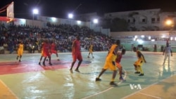 Night Basketball Returns to a Safer Mogadishu