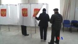 俄羅斯執政黨獲得議會選舉壓倒性勝利