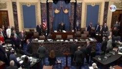 Demócratas aumentan presión para citar testigos a juicio político