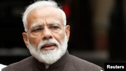 ၀န္ႀကီးခ်ဳပ္ Narendra Modi (သတင္းဓါတ္ပံု-ဇြန္လ ၊၂၀၁၉)